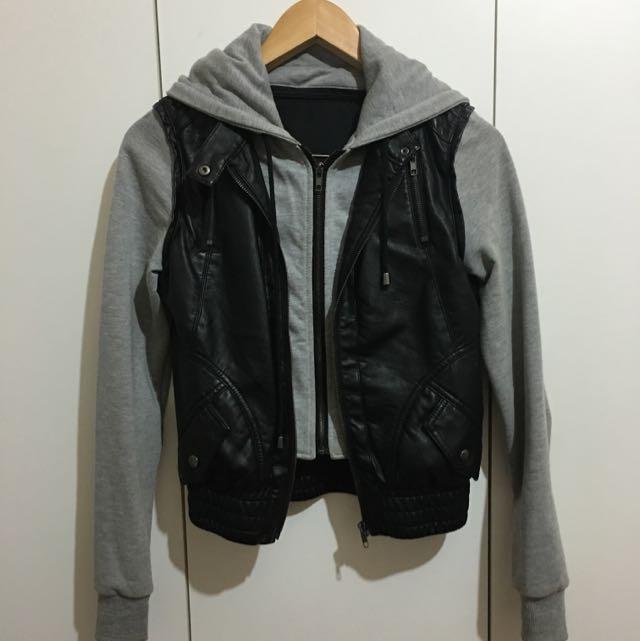 Ally Fashion Jacket Size 6