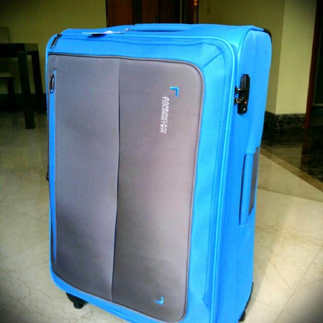 353d5728c American Tourister Portobello Spinner luggage bag. (78cm) 3 years ...