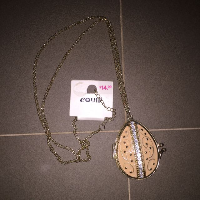 BNWT Lockett Necklace