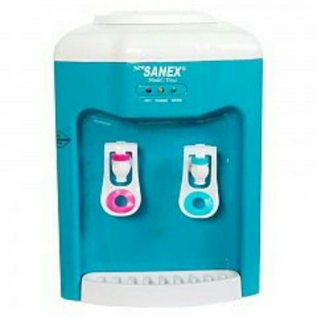 Dispenser Sanex Dan Botol Aqua