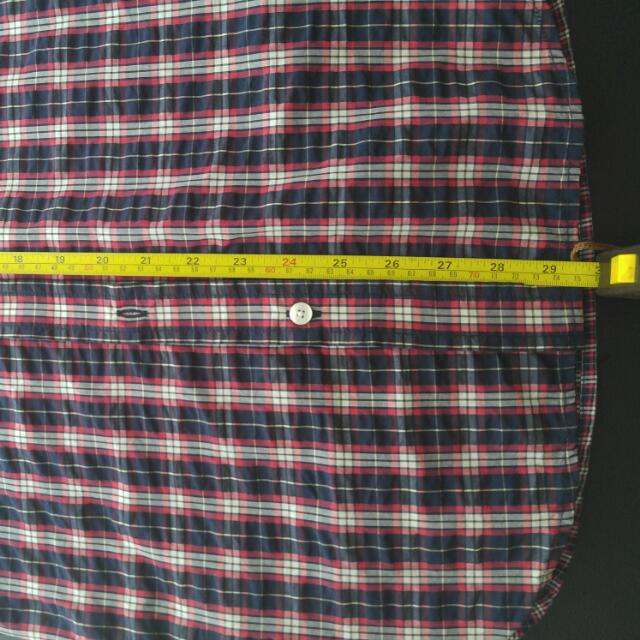 979165a3b438 Fred Perry Checkered Short Sleeve Shirt Brand New Authentic (Lacoste ...