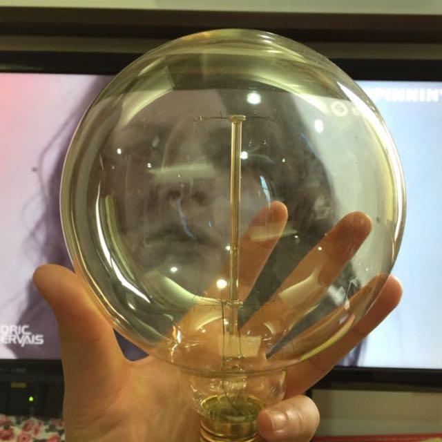 (現貨)G125鎢絲燈泡