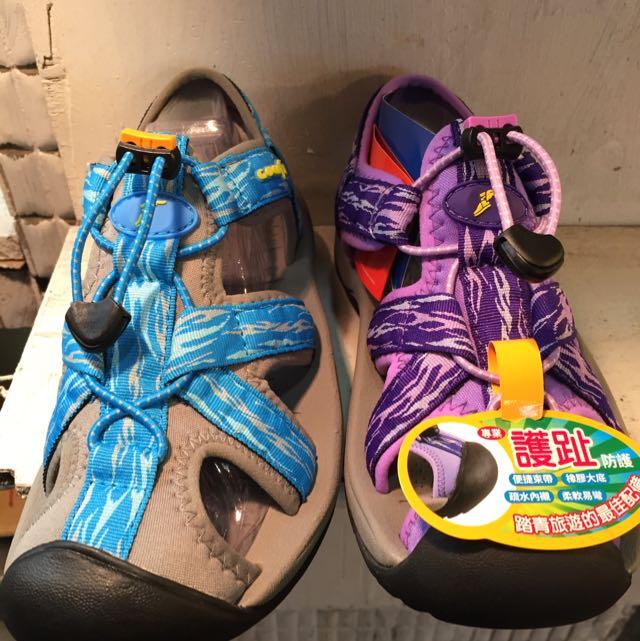 🇺🇸美國品牌GOODYEAR🇺🇸護趾氣墊運動涼鞋®(免運費)
