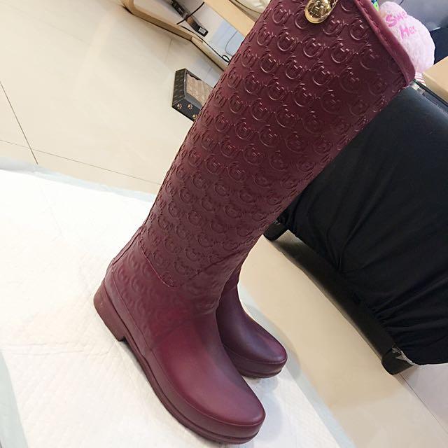 Hunter雨靴 - UK3 特別款