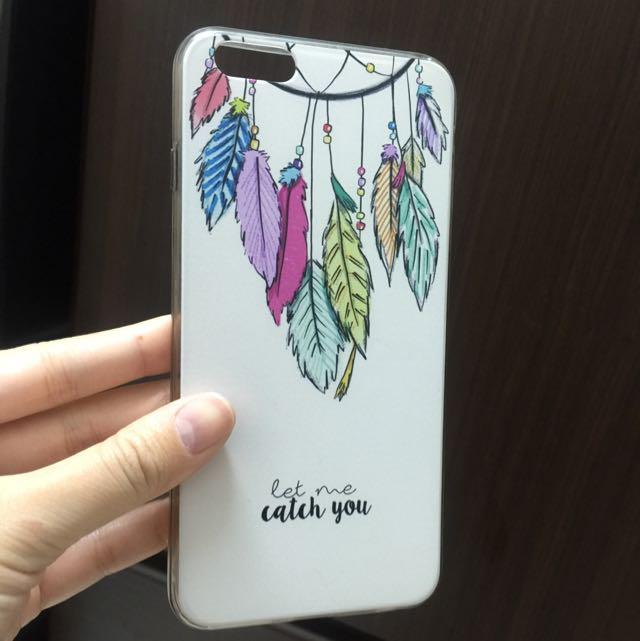 [福]iPhone6 Plus 5.5吋 浮雕捕夢網手機殼