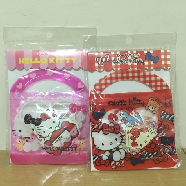 含運*Kitty貼紙(日本製)