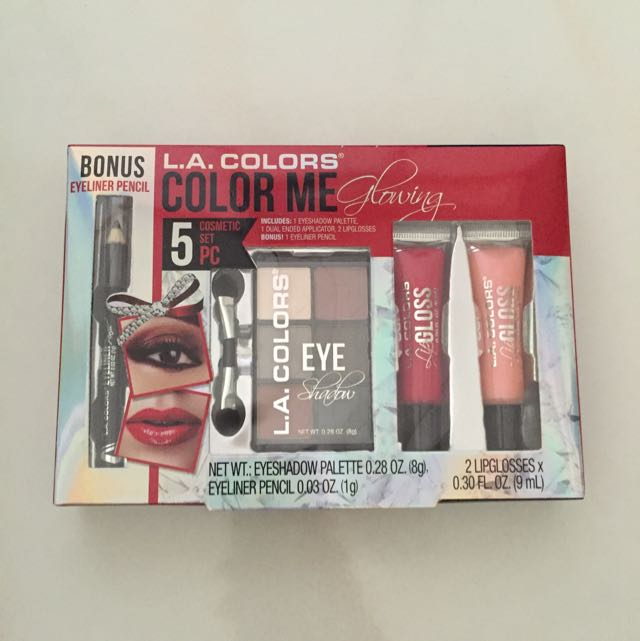 L.A. Colors Make-up Collection