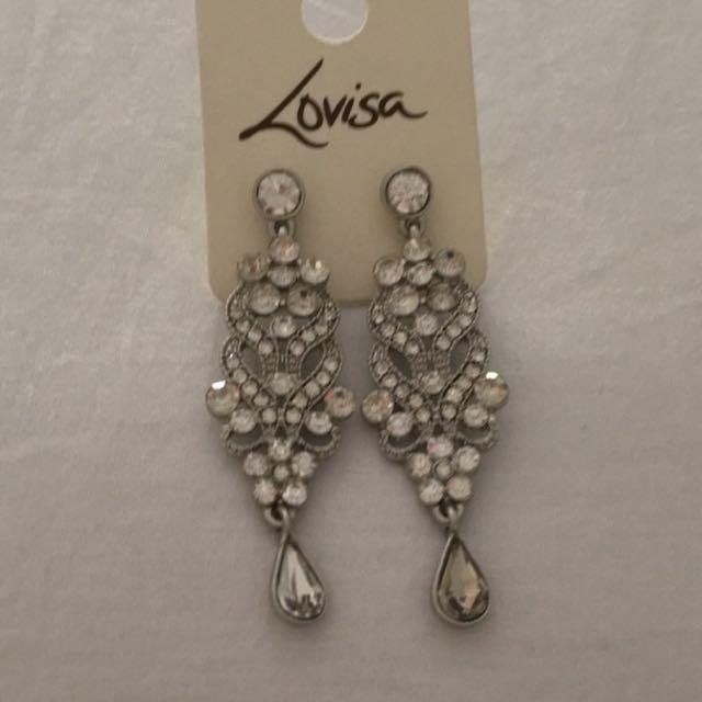 Lovisa long earrings