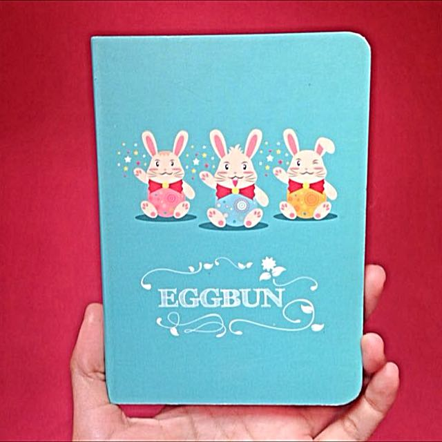 (NEW) Note Book Eggbun