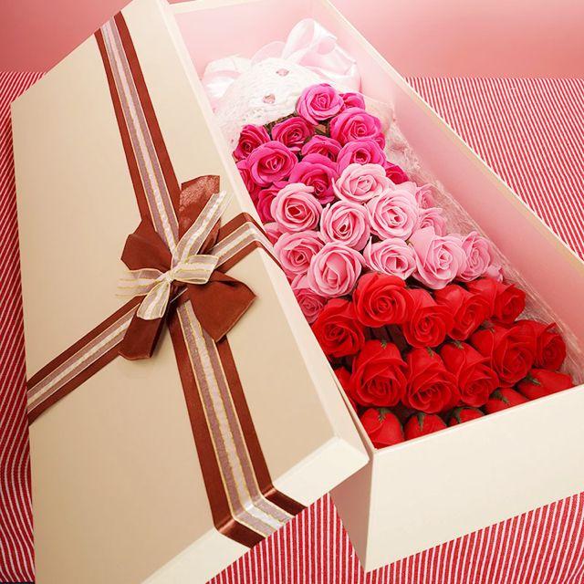 Red pink white Flower Flowers Rose Roses Fresh Sweet ...