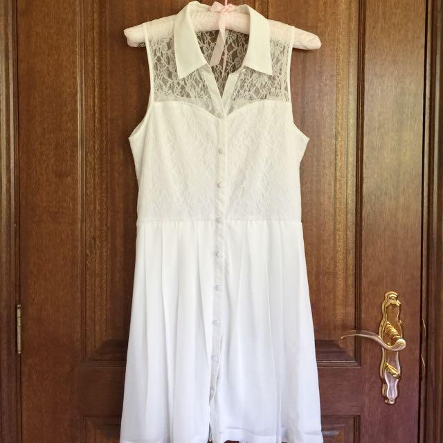 Size 10 Shirt Dress