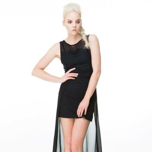 Striding Forward Dress
