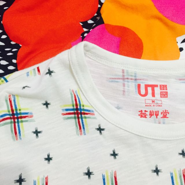 UniqloX芸艸堂t Shirt✨