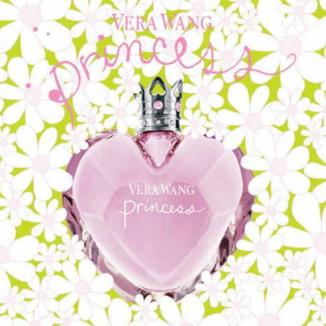 Vera Wang Flower Princess 花漾公主女性淡香水30ml