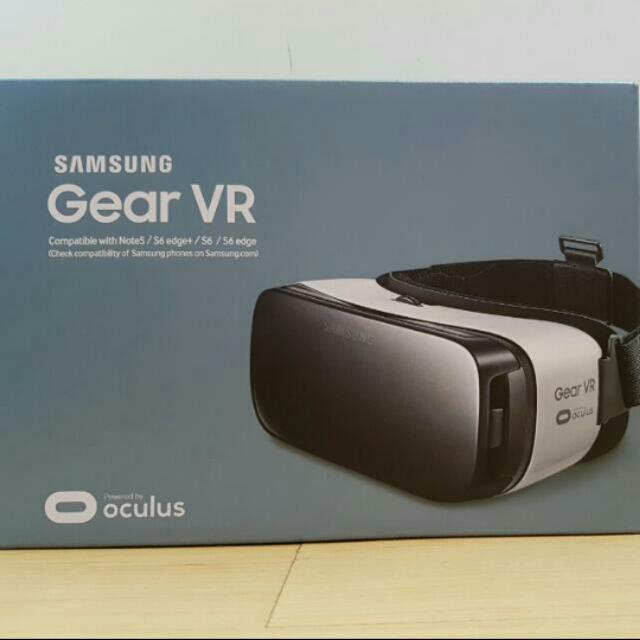 Samsung GEAR VR [Reserved]
