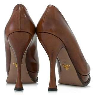 Reduced Authentic Prada Heels