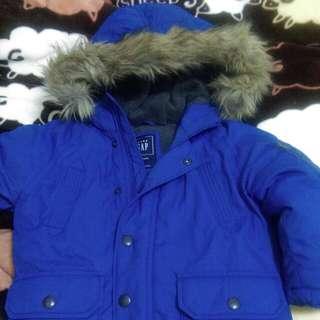 GAP-3歲保暖外套