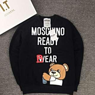 Moschino 潮牌 衛衣 女款 M號