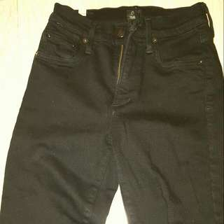 Citizens, Marciano black pants  Citizens rocket High rise skinny, size 24 (fits up to 27) 10/10 condition. $200 Marciano black skinny jeans size 24 (fits up to 26), 10/10 condition. $80