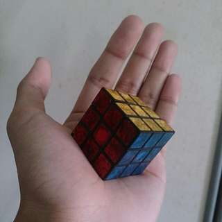 Palm-sized 3X3 Rubik's Cube