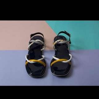 [求現金]正韓  涼鞋 東區 Bazooka 絕美品