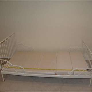 URGENT SALE!!! IKEA Minnen - Extended Bed Frame