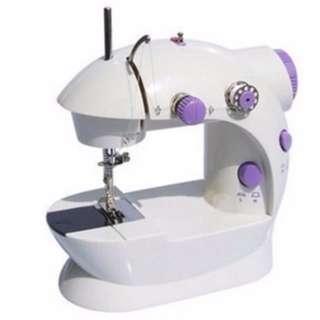 大量現貨 小型家用縫紉機 電動迷你多功能縫紉機 便攜縫紉機 裁縫機