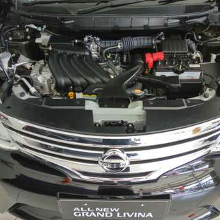 Nissan GRAND LIVINA HIGH WAY STAR