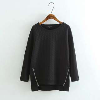 BN Black Sweater