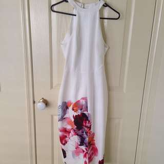 Keepsake Backless Dress