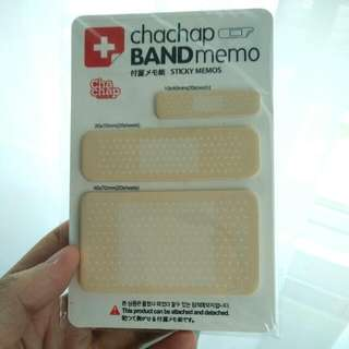 BN Band Aid Sticky Memo