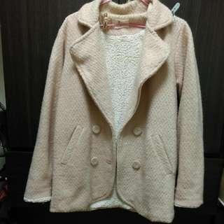 粉色大衣❇ 免運費❇