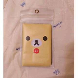 全新✿護照夾✿Rilakkuma拉拉熊/懶懶熊/鬆弛熊/懶妹/拉拉妹✿出清