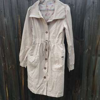 Billabong Trench Coat