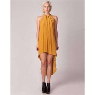 Manning Cartel Magic Flute Drape Dress
