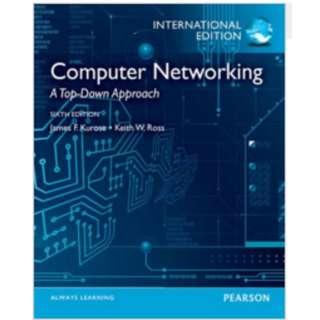 電腦網路用書 Computer Networking: A Top-Down Approach, 6/e