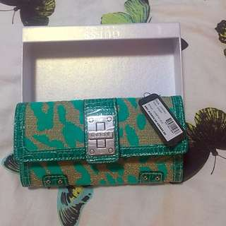 Brand New Guess Wallet