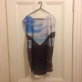Cameo Dress Size 6