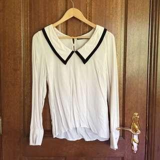 Cute Vintage Shirt Size S