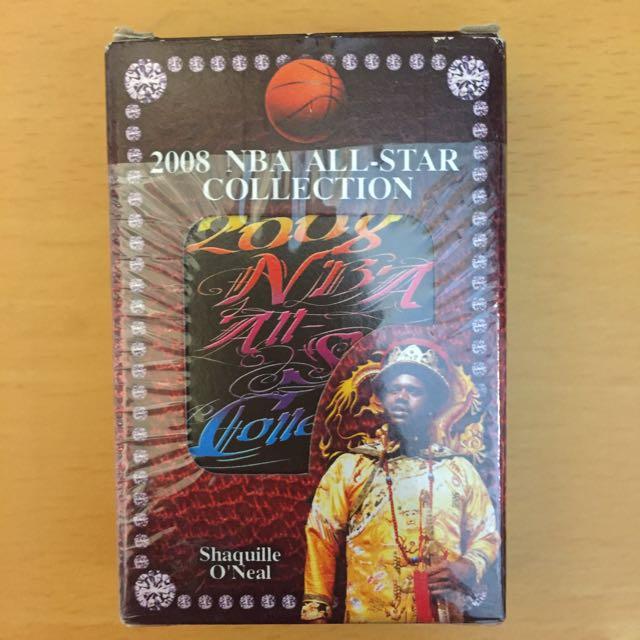 NBA 2008全明星賽撲克牌