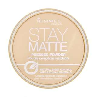 Rimmel Stay Matt 蜜粉