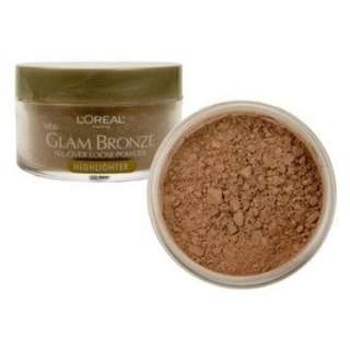 Loreal Glam Bronze All Over Loose Highlighter (Twilight Gold)