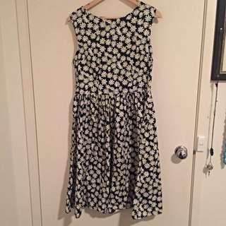 REVIVAL Midi Dress Size 14