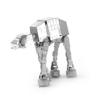 DIY 3D金屬模型 星際大戰 AT-AT 運兵狗 /另售鈦戰機 千年鷹 X翼戰機 3D金屬拼圖
