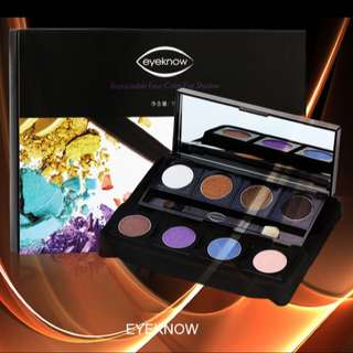 Replaceable Four-color Eyeshadow