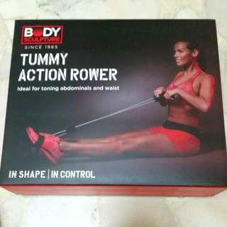 BNIB Body Sculpture Tummy Action Rower