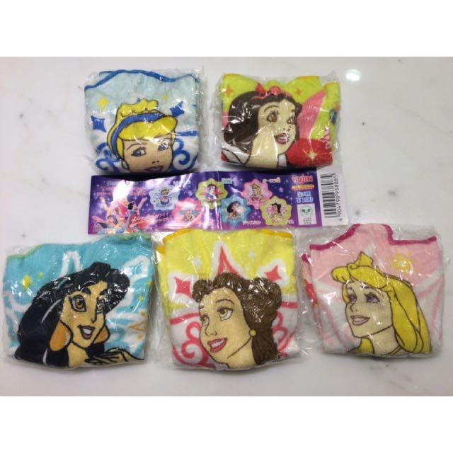 合售 迪士尼 公主 絕版 扭蛋 小方巾 小美人魚 美女與野獸 白雪 茉莉 灰姑娘 睡美人