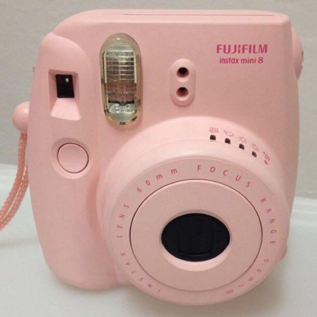 拍立得 粉色 Mini8