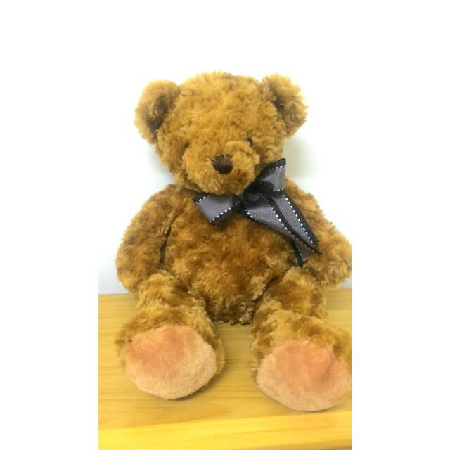 泰迪熊 Teddy Bear
