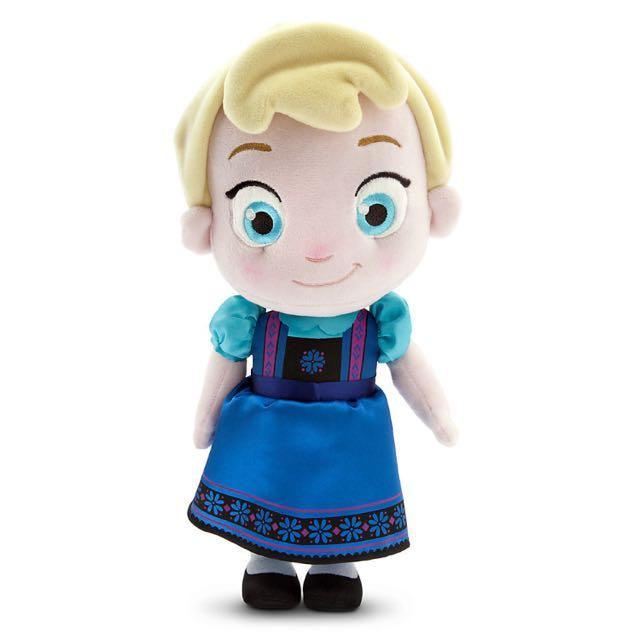 加拿大代購Disney迪士尼冰雪奇緣Elsa艾莎公主玩偶